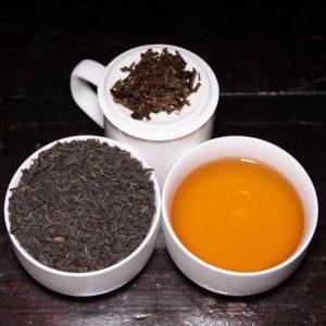 Lapsang Souchong, musta tee, Kiina