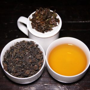 Taiwanilainen Oolong-tee Fancy irto