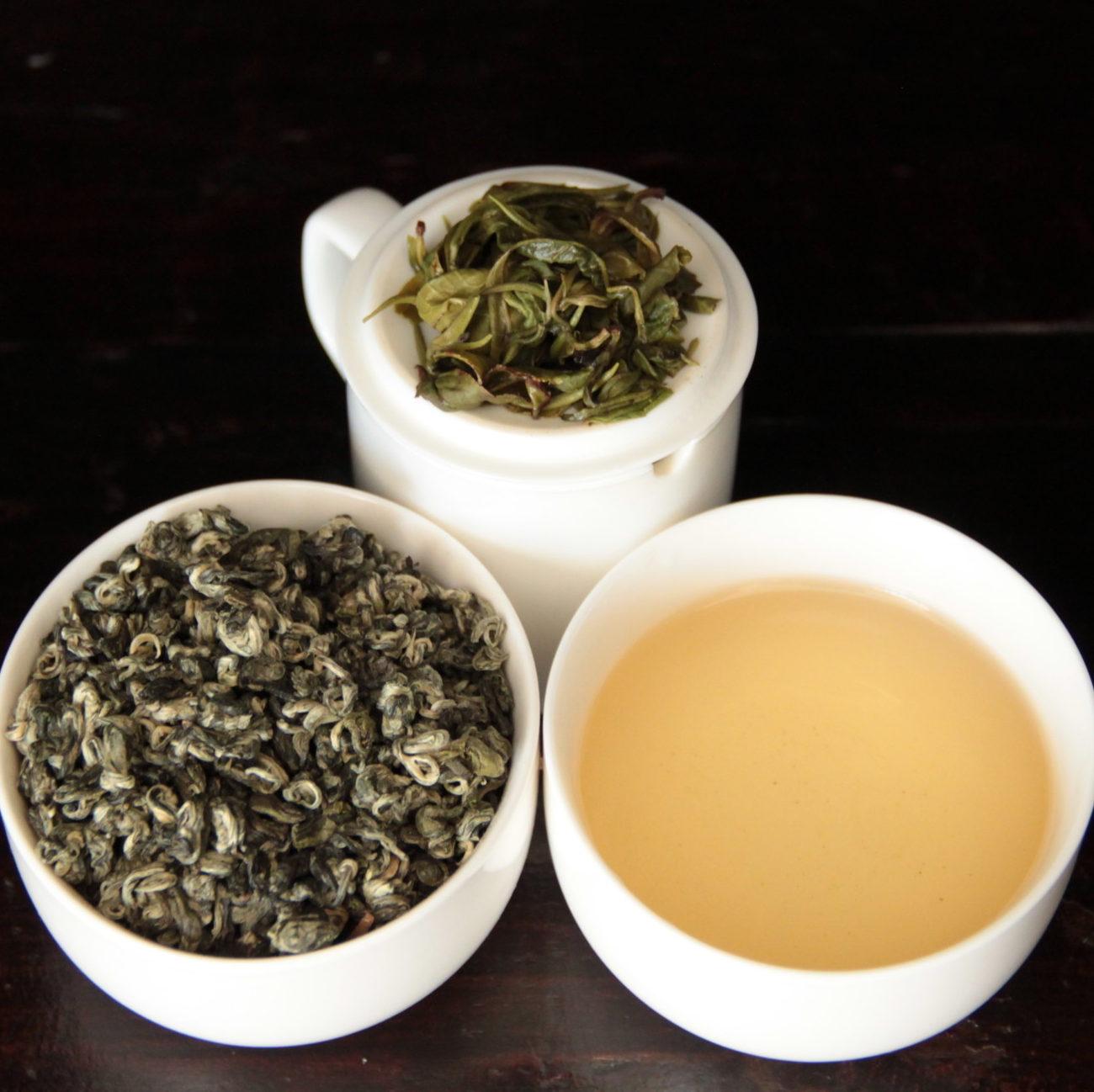 30001 Green Snail Yunnan