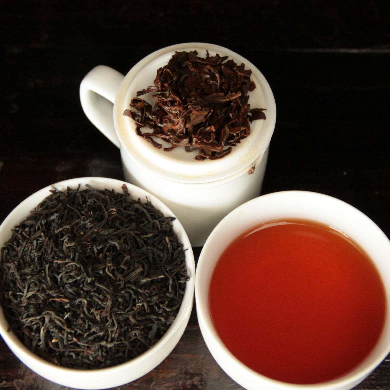 Assam Hathikuli musta luomutee