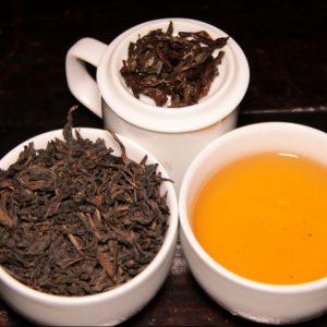 Oolong Qi Lan luomutee