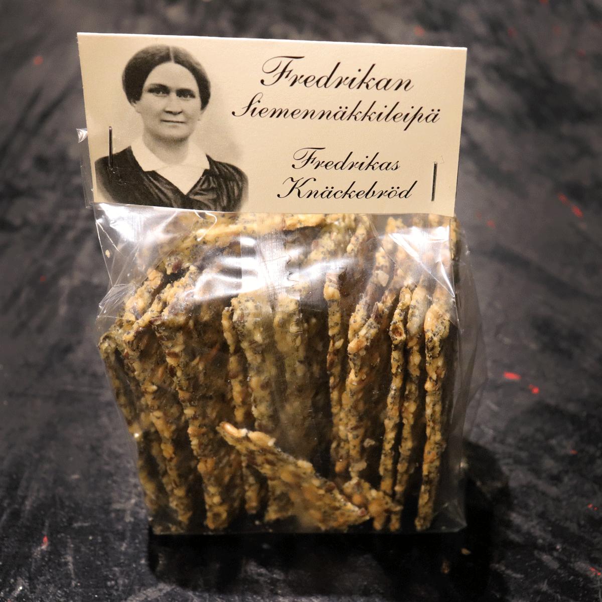 Fredrikan-siemennäkkileipä