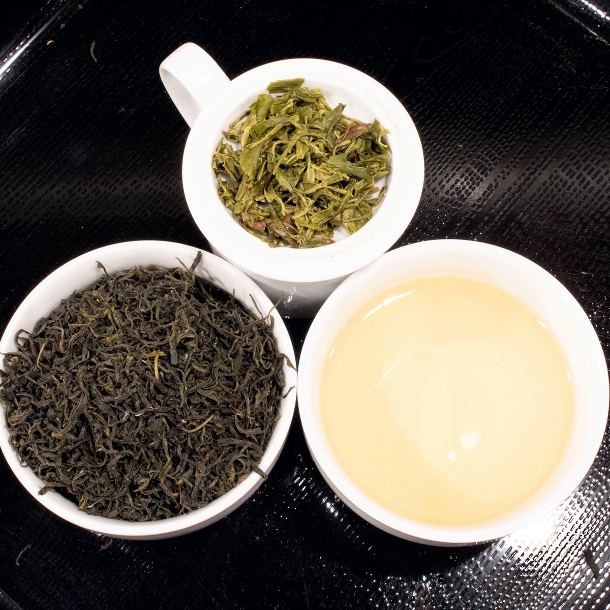 Misty-Green-vihreä-kiinalainen-luomutee